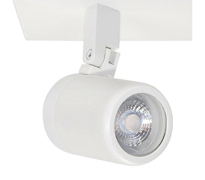 Spot Rain 2 lichts balk IP44 wit