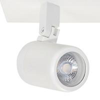 Spot Rain 3 lichts balk IP44 wit