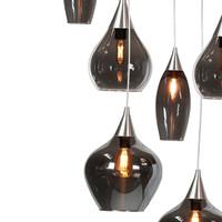Hanglamp Cambio 9 lichts Ø 60 cm  Vide