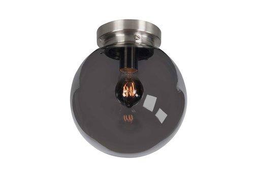 Highlight Plafondlamp Deco Globe Ø 25 cm rook