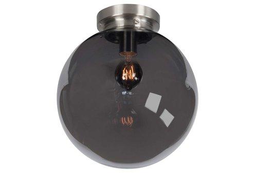 Highlight Plafondlamp Deco Globe Ø 30 cm rook