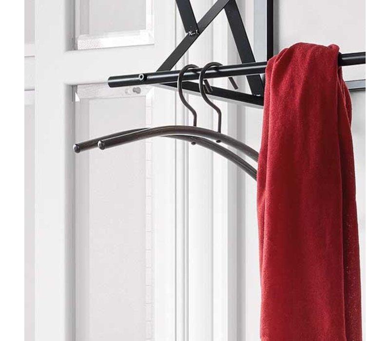 Kapstok hangers GRAPHITE 107