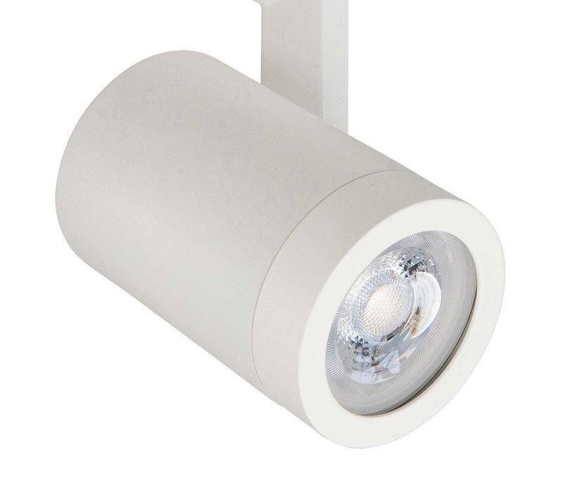 Spot HALO 2 lichts rond wit