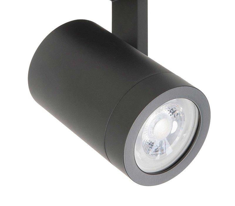Spot HALO 2 lichts balk zwart
