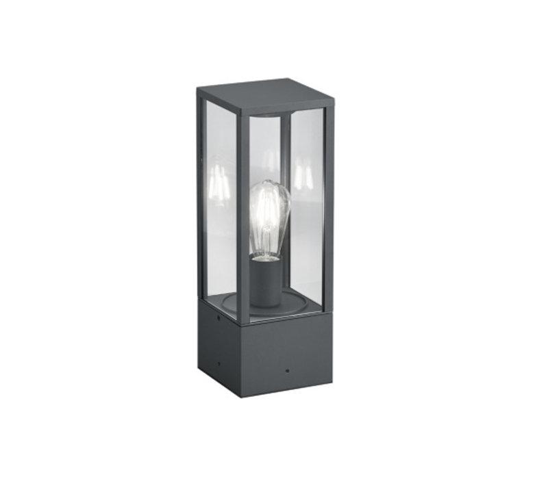 Buitenlamp Garonne staand 40 cm antraciet