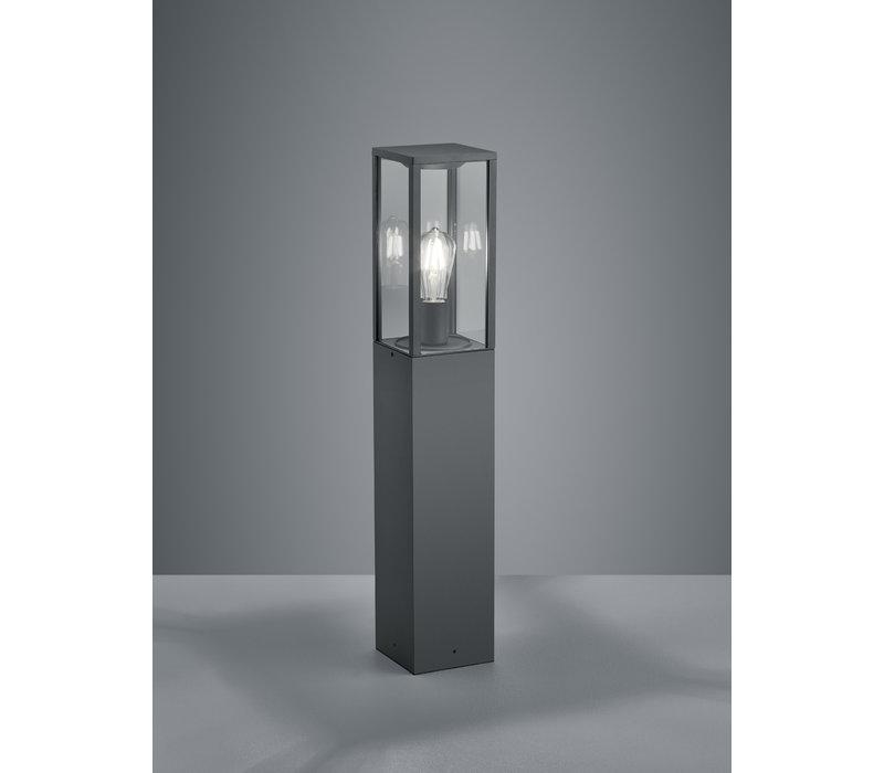 Buitenlamp Garonne staand 80 cm antraciet