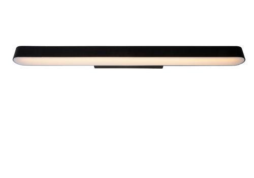 Lucide MADELON Wandlamp Badk.-Zwart-LED-18W-2700K-IP44