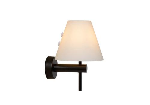 Lucide ROXY Wandlamp Badkamer G9/ 33W Zwart