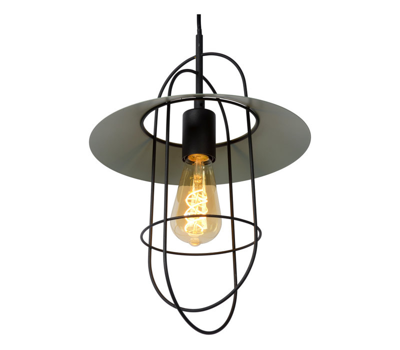 MASSON Hanglamp E27/40W Turkoois