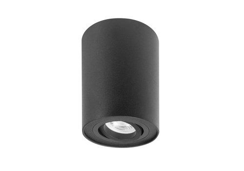 Highlight Spot Maxi Rebel Rond  Ø 10 cm zwart