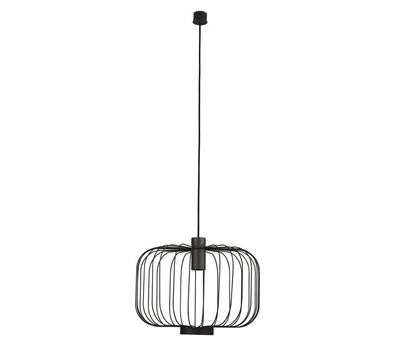 Hanglamp Allan Ø 48 cm zwart