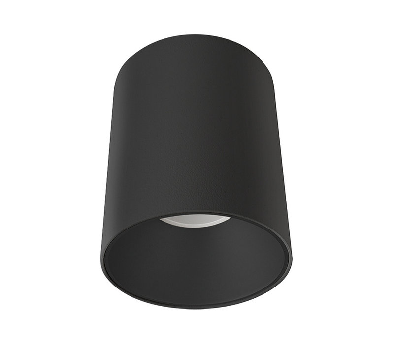 Spot Eye Tone Ø 9 cm H 11,5 cm zwart