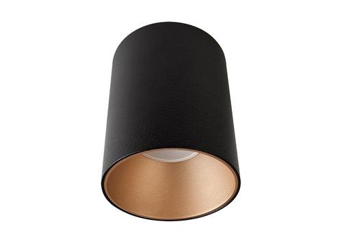Nowodvorski Spot Eye Tone Ø 9 cm H 11,5 cm zwart - goud