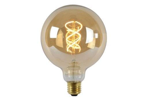 Lucide Lamp LED Globe G125 5W 260LM 2200K Dimbaar Amber