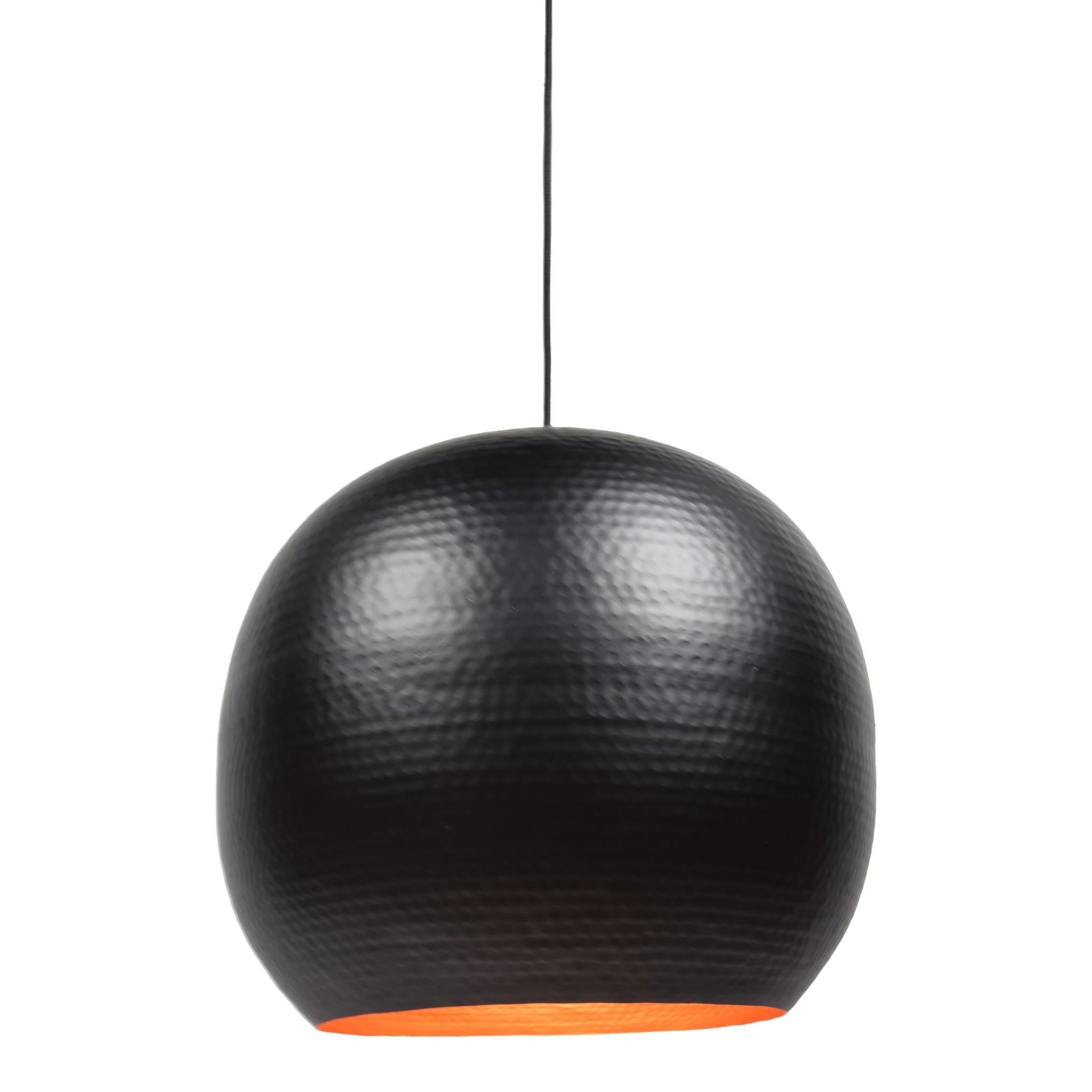 Urban Interiors Hanglamp Artisan XL Ø 40 cm Zwart