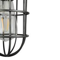 Hanglamp Barn Ø 12 cm Zwart