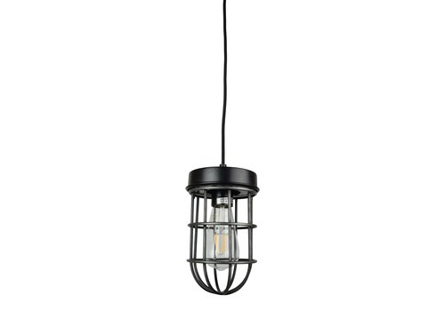 Urban Interiors Hanglamp Barn Ø 12 cm Zwart