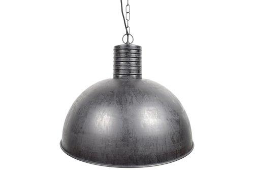 Urban Interiors Hanglamp Dome XL Ø 50 cm ruw Zwart