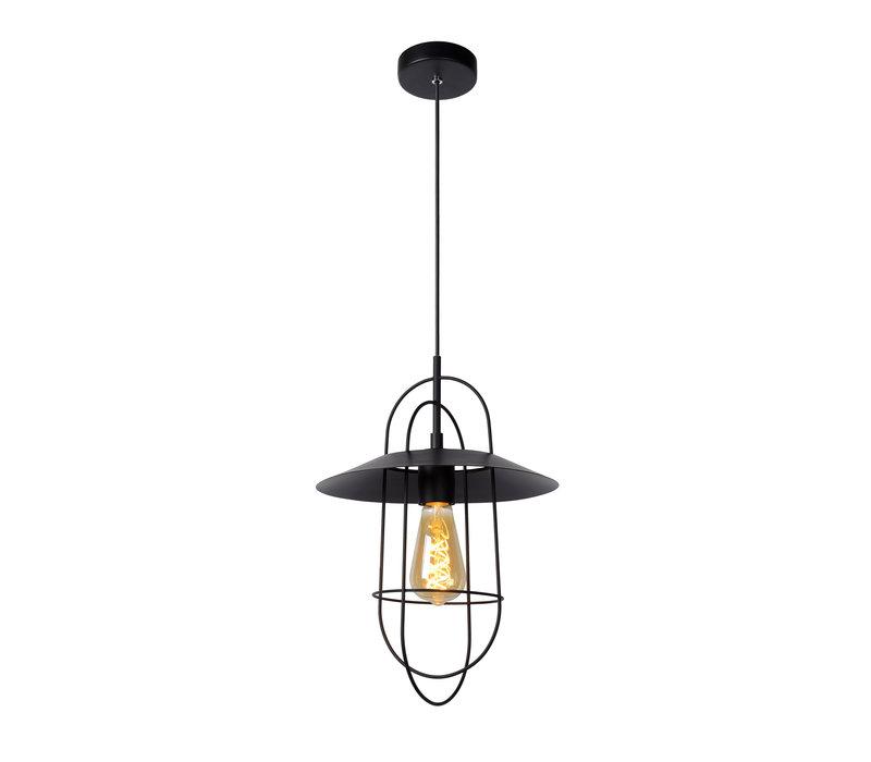 MASSON Hanglamp E27/40W Zwart
