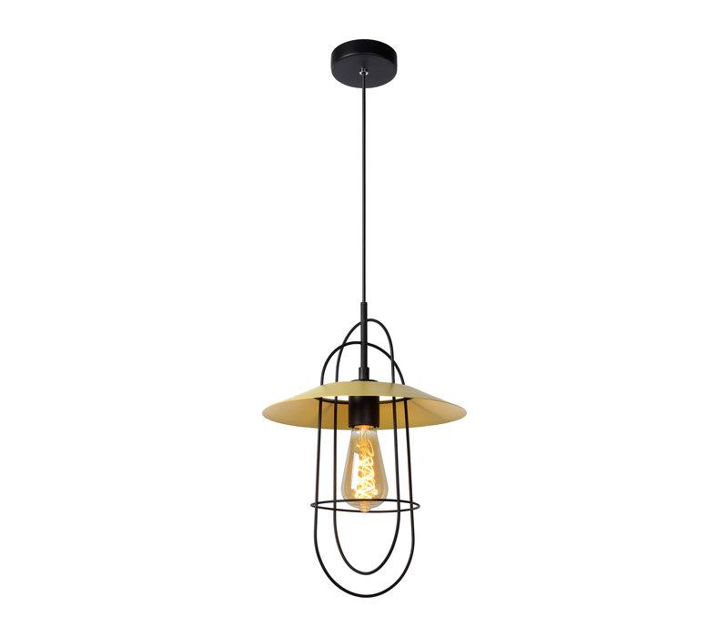 MASSON Hanglamp E27/40W Geel