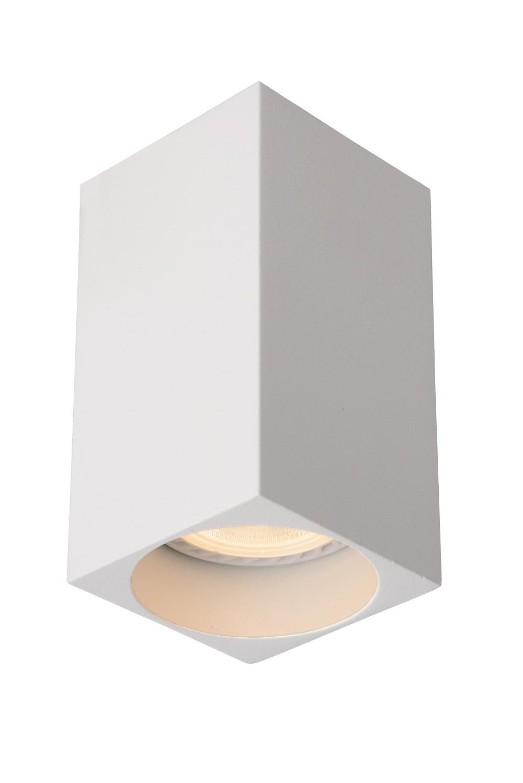 Lucide DELTO LED Spot Vierk. GU10/5W DTW Wit