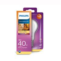 LED E27 lamp 40-5 Watt Philips warmglow DIM