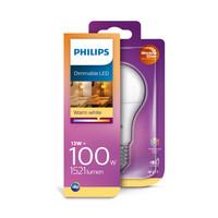 LED E27 lamp 100-13 Watt Philips warmglow DIM