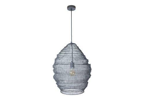 Urban Interiors Hanglamp Gaas Ø 47 cm Zwart