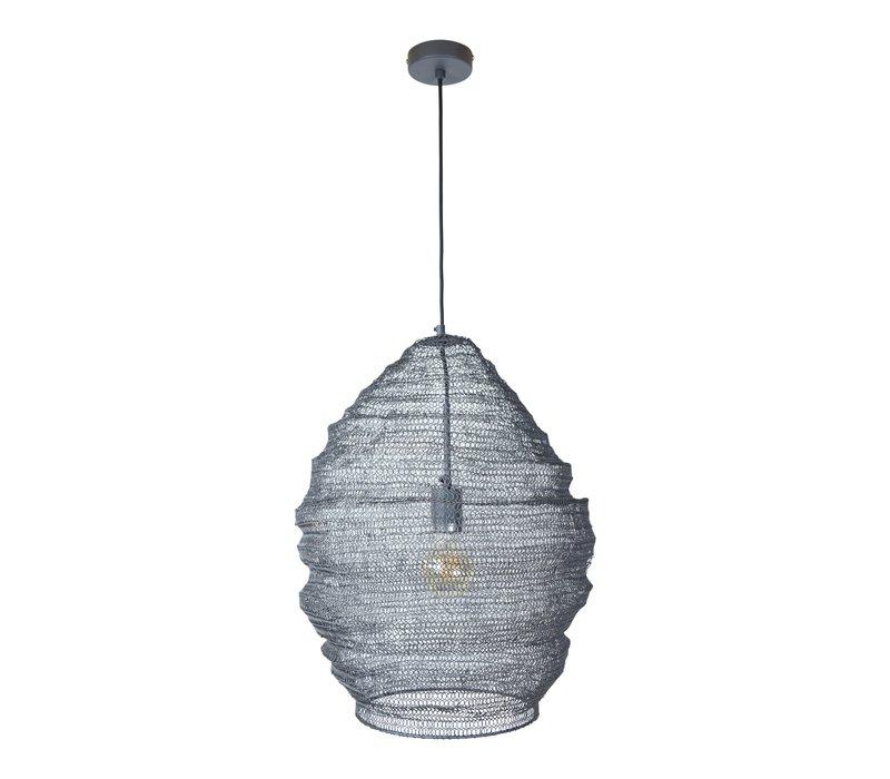 Hanglamp Gaas Ø 47 cm Zwart