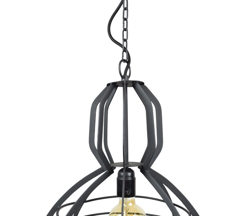 Hanglamp Scandic Ø 40 cm Zwart