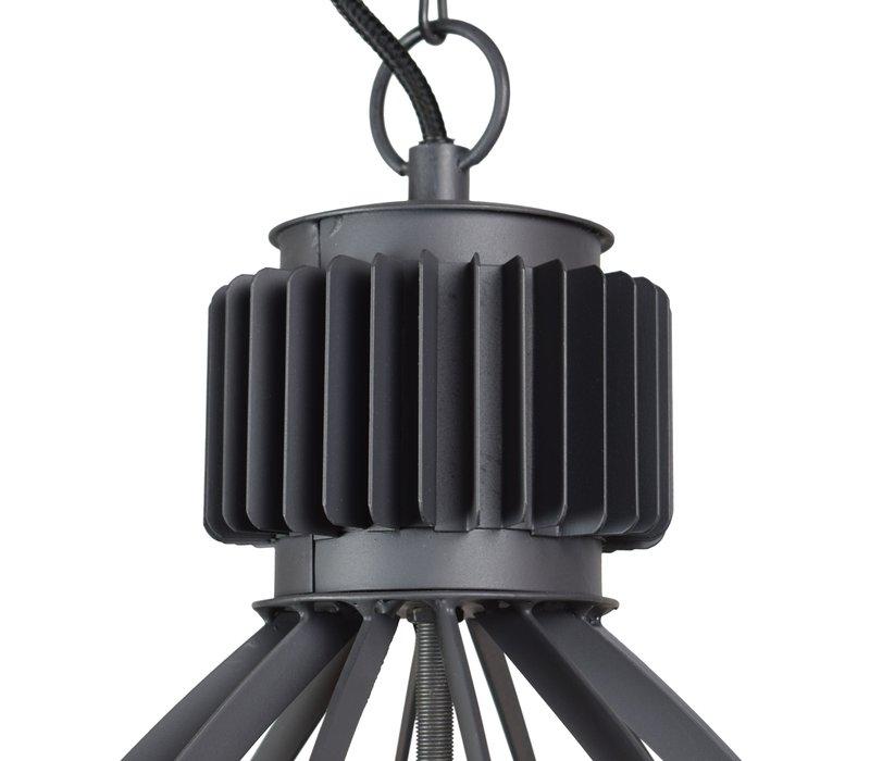 Hanglamp Spark large Ø 44 cm Zwart