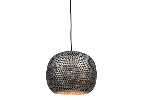 Urban Interiors Hanglamp Spike bol Ø 27 cm Zink