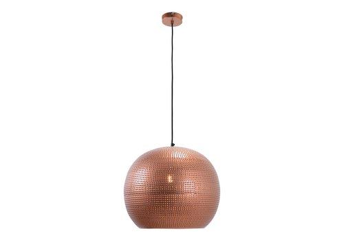 Urban Interiors Hanglamp Spike bol XL Ø 40 cm Koper