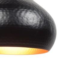 Hanglamp Miem Ø 24 cm Zwart