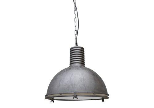Urban Interiors Hanglamp Vintage Ø 40 cm ruw Zwart