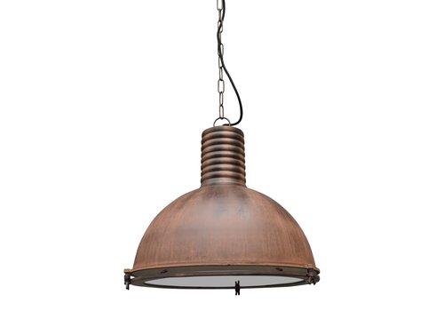 Urban Interiors Hanglamp Vintage Ø 40 cm Roest bruin