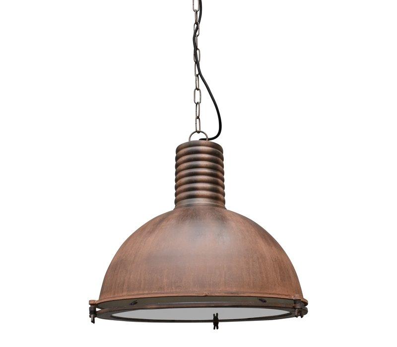 Hanglamp Vintage Ø 40 cm Roest bruin