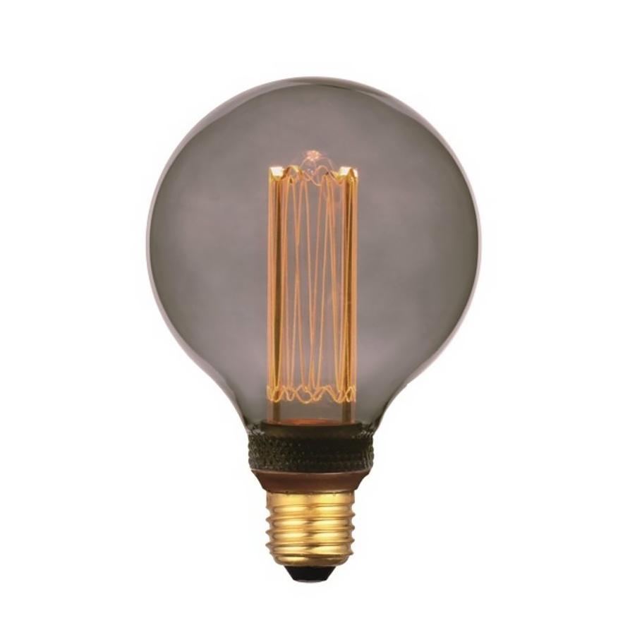 Freelight Lamp LED G95 5W 100 LM 1800K 3 Standen DIM Rook