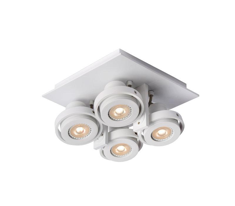 LANDA II Spot LED 4x5W Gu10 DTW Wit