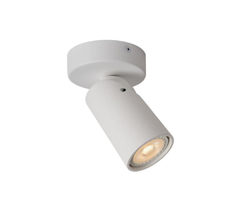 XYRUS Spot GU10/5W incl. DTW  D9 H12.5cm Wit
