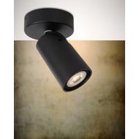 XYRUS Spot GU10/5W incl. DTW  D9 H12.5cm Zwart