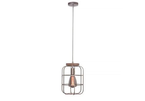 Freelight Hanglamp Galera Ø 24 cm antiek zilver