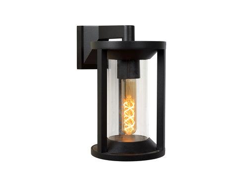 Lucide CADIX Wandlamp Buiten E27/max 15W led Zwart