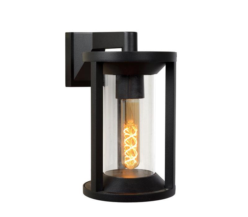 CADIX Wandlamp Buiten E27/max 15W led Zwart