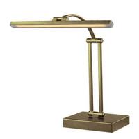 Tafellamp Matisse H 48 cm B 34 cm brons