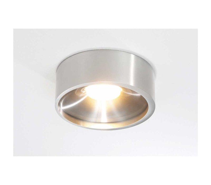 Plafondlamp Orlando  Ø 14 cm aluminium