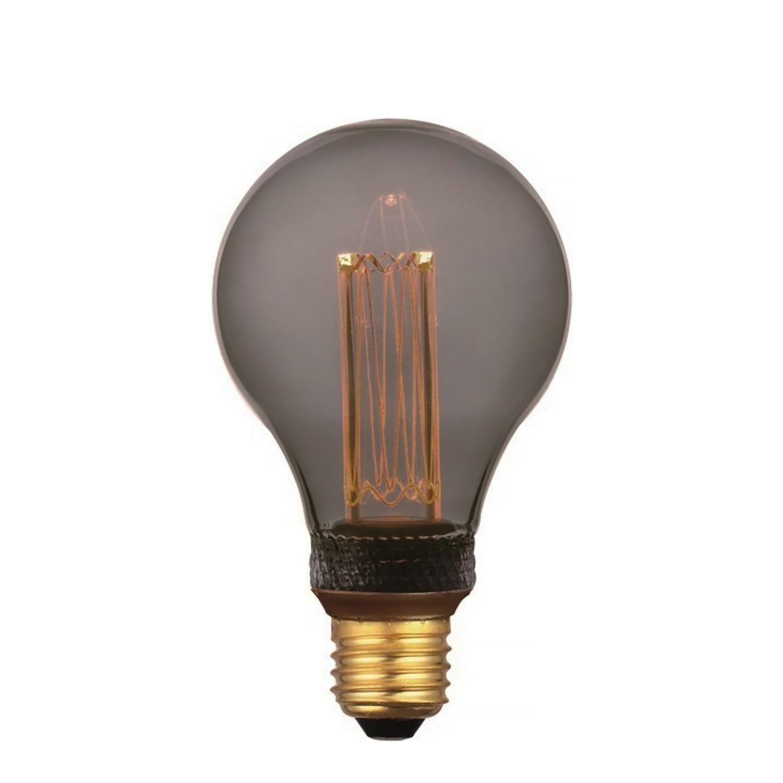 Freelight Lamp LED 7,5x13 cm 5W 100 LM 1800K 3 Standen DIM Rook