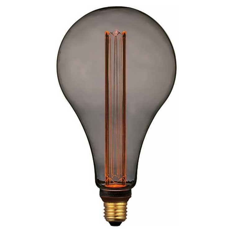 Freelight Lamp LED XXL 16,5x30 cm 5W 100 LM 1800K 3 Standen DIM Rook