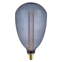 Lamp LED XXL 17x30 cm 5W 100 LM 1800K 3 Standen DIM Rook