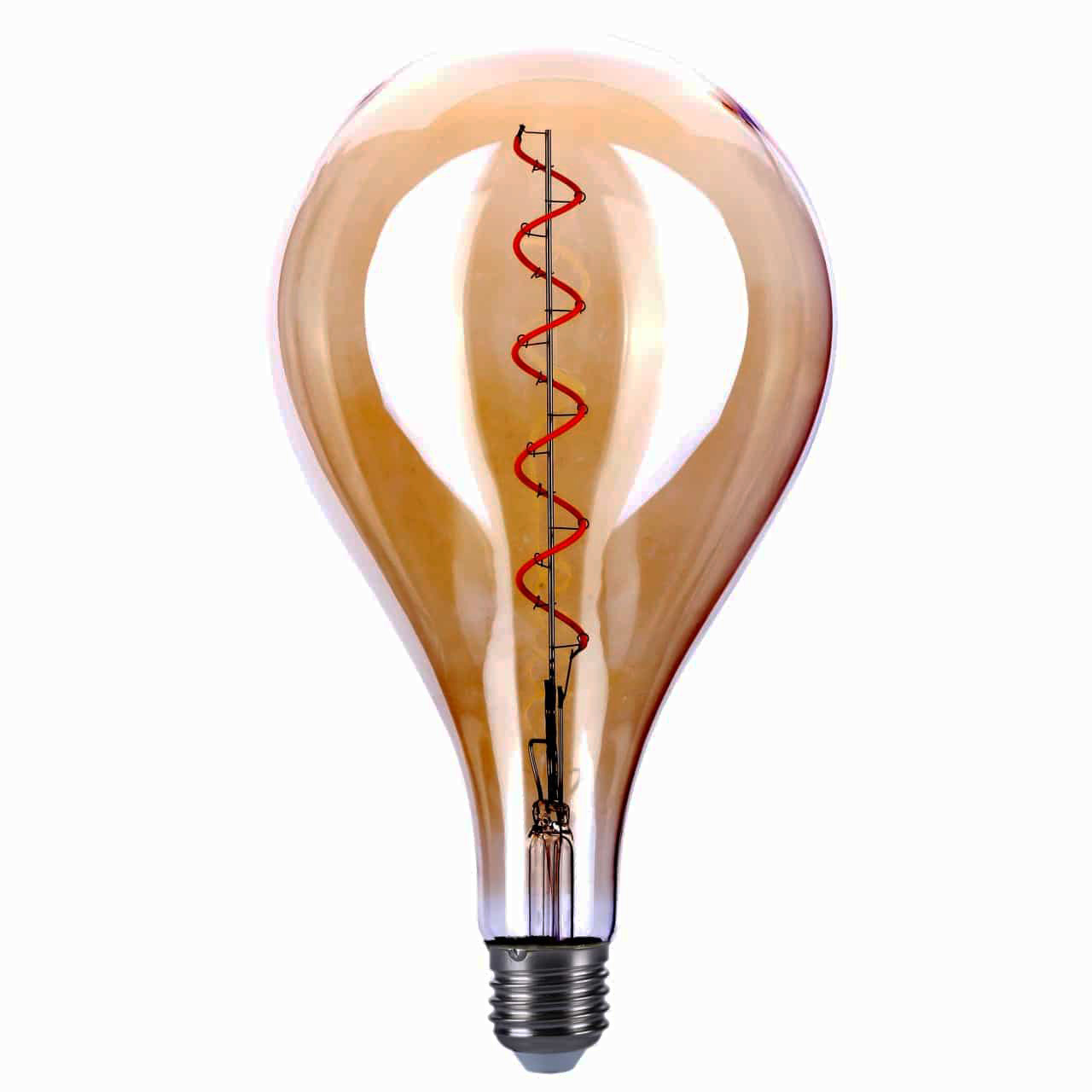 Highlight Lamp LED XXL Stand 16x28 cm 4W 100 LM 2200K DIM Gold
